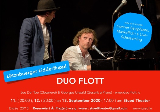 11.-13.9.2020 Duo Flott Invitatioun